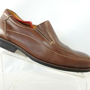 Sandro Moscoloni Size 10.5 D Brown Loafer B6A26